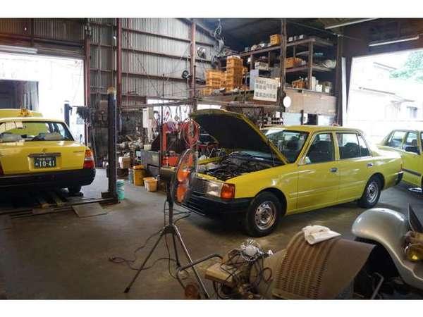 業務車両の構造変更でも数多くの実績がございます。